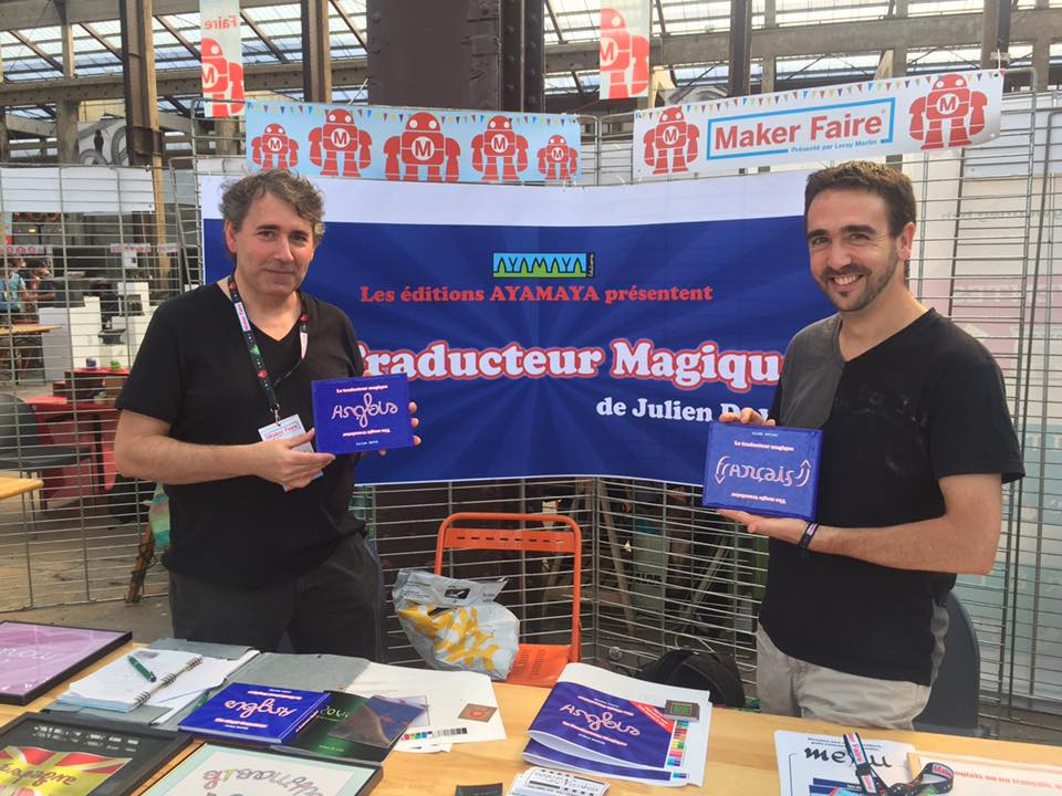 Maker Faire de Nantes